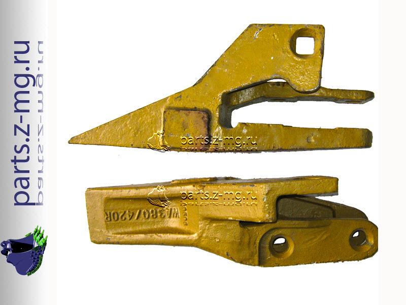 боковой зуб ковша Komatsu WA420